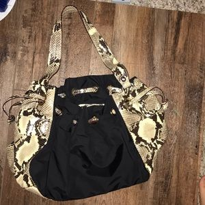 Kate Spade Snakeskin purse